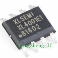10 PCS XL4001E1 SOP-8 XL4001 2A 150kHz 40V Buck DC/DC Converter new