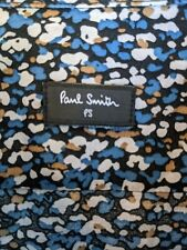 PAUL SMITH ABSTRACT FLORAL MEN'S SHIRT Size XL Fab Shirt !! EXCELLENT CONDITION