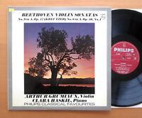 GL 5860 Beethoven Violin Sonata no. 6 & 9 Kreutzer Grumiaux Haskil EXCELLENT