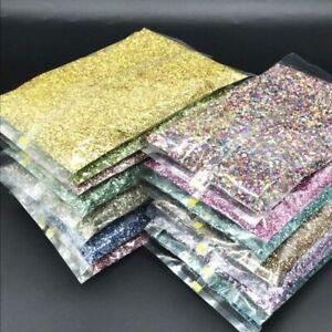 Decorative Crystals Broken Stones Bulk UV Resin Fillers DIY Mold Art Crafts Gift