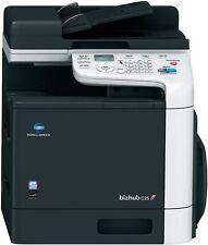 Konica Minolta Bizhub C25 A4 Color Laser Multifunction Printer
