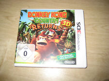 NINTENDO 3DS DONKEY KONG COUNTRY RETURNS