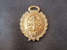 Médaille honneur décoration FETE GYMNASTIQUE ANDERLECHT Belgique medal medaglia