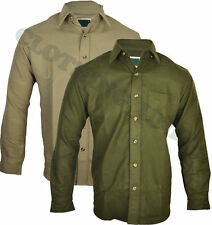 Unbranded Men's Regular Long Sleeve Casual Shirts & Tops