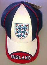BNWT England Premium World Cup Football Soccer Hat Cap