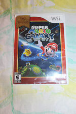 Super Mario Galaxy Wii 2007 No Manual Game and Box Only Tested and Working