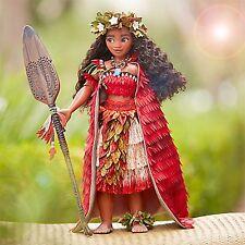 "Disney Moana Limited Edition UK Doll 17"" (Vaiana) 5500 Worldwide"