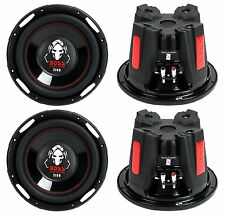 "4) New BOSS AUDIO Phantom P106DVC 10"" 8400W DVC Car Subwoofers Power Subs DVC"
