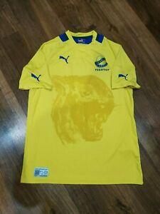 Gabon national football team jersey home shirt 2012-2015 size L