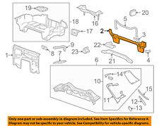 GM OEM Rear Body-Seat Back Panel 10351975