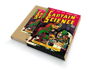 Roy Thomas Presents: Captain Science,  Slipcase