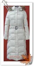 Women's/Lady's Winter Down Coat (GM6088),White,S