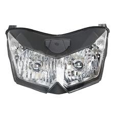 Headlight Lamp Clear Lens Assembly For Kawasaki Z1000 ZRT00B Z750 ZR750L 07-09