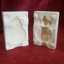 Aberta Molds Slip Casting Mould Mouse Christmas Giant Snowball Ceramic 162 Craft