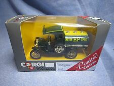 ZA246 CORGI CLASSICS FORD MODEL T MOTOR BP SPIRIT 1/43 C880 ED LIM NB