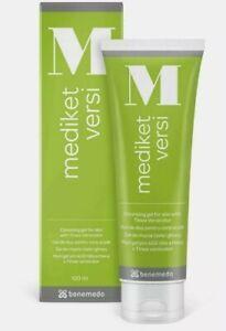 Mediket Versi 120 ml - Cleansing Gel For Skin With Tinea Versicolor Benemedo NEW