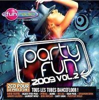 PARTY FUN .. - 2CDs NEU Black Eyed Peas - David Guetta