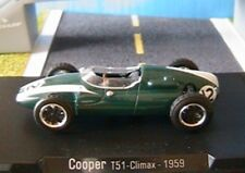 COOPER T51 CLIMAX #12 1959 1/43 VEHICULE MINIATURE