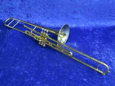 1955 CG Conn Victor Valve Trombone Ser#500602 Plays but Needs an Adjustment