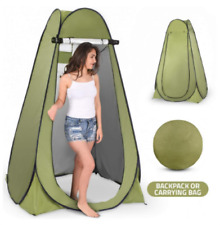 Portable Tent Outdoor Shower Bath Changing Fitting Room Beach Privacy Toilet Ten