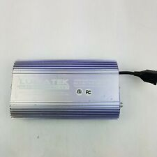 Lumatek 120/240V Air Cooled 1000W Electronic Ballast Multi-Wattage Dimmable