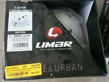 Limar X-Action Bike Helmet, Matte White-L