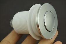 Single Flush Pneumatic Air Push Button Cistern Toilet Pneumatic Chrome