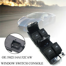 SEAT ALHAMBRA 1996-2010 POWER MASTER WINDOW SWITCH CONSOLE 3M2114A132CAW NEW
