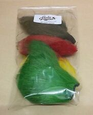 Gordon Griffiths Cervo Pancia Hair 4 Pcs Multicolore Pacco 4 Colours
