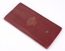 1913 Eastman Kodak Condensed Price List, Some Wear And Tear/cks/207956