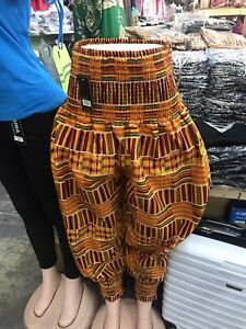 African Womens Pants