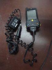 Motorola Wireless Laser Barcode Scanner MC5574  W/ Stylus + Car Charger