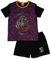 Girls Harry Potter Short Pyjamas. Ages 5-12 Years