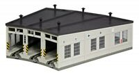 KATO N Gauge Fan-Shaped Engine Warehouse 23-240 Model Train Supplies