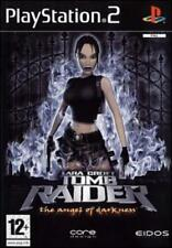 Lara Croft Tomb Raider: The Angel of Darkness (PS2) VideoGames