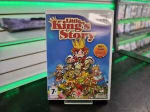 Little King's Story - Nintendo Wii - FAST & FREE DELIVERY