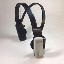 Sony Vintage Walkman Model SRF-R5 AM/FM Stereo Headphones Receiver Headset