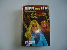 Tina und Tini entlarven die Tigerbande, Geisterstimmen im Park Sammelband 3