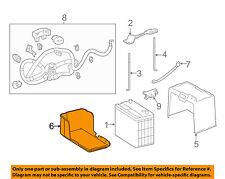 HONDA OEM 13-16 Accord 2.4L-L4-Battery Box Tray Bracket 31521T2AA00