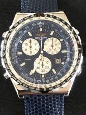 BREITLING JUPITER PILOT navitimer- Chronograph - ref. A59028 Men's Watch Box