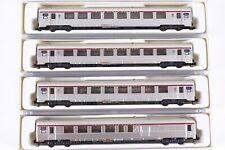 """LS Models N 70023 Set 4-teilig TEE Mistral 69 der SNCF - Unbespielt """"5528"""