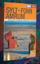 SYLT Föhr AMRUM - mit Westerland Halligen Pellworm # DuMont Reisetaschenbuch