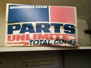 NEW PARTS ULIMITED TOTAL COVER TC1008 REV CHASIS YELLOW (1081)