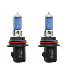 9007 Xenon Super White Halogen 65/55W 12V Headlight Lamp Light Bulb Bulbs Pair