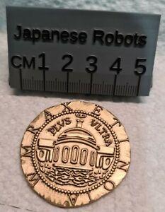 Uncharted El Dorado Coin prop replica