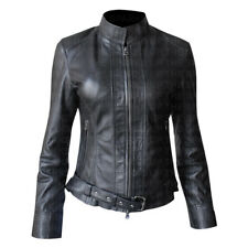 Club de motocicleta SAMCRO Autopista Estilo Motero Casual Wear De cuero chaqueta