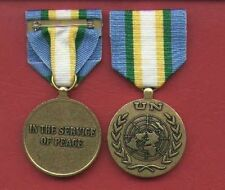 UN United Nations medal for Dharfur Mission UNAMID