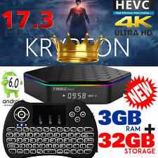 3GB+32GB T95Z Ultra Octa Core Android 6.0 TV Box 2.4/5Ghz Dual WIFI+Keyboard