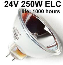Sylvania Halogen Lamp Cold Mirror 24V / 250W - GX5.3 - 0061743 ELC/1000 (ELC) -