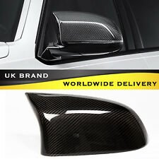 BMW X4 X5 X6 F15 F16 F26 CARBON FIBRE MIRROR REPLACEMENT M STYLE